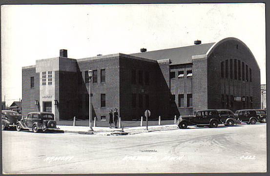 Armory 1950 - Laurel and 6th