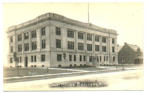 Courthouse - Laurel Street