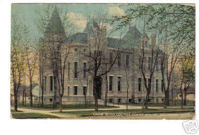 Courthouse 1912 - Kingwood and 4th